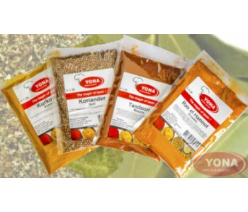 Yona Spices and Sauces